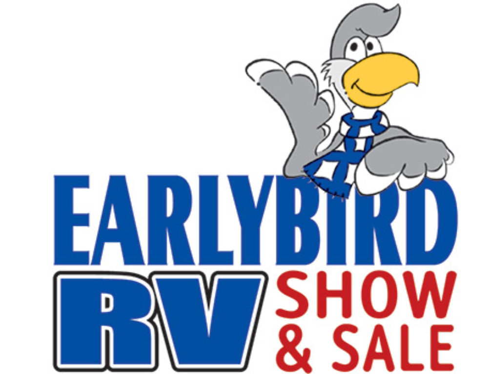 Come See us at the Early Bird RV Show
