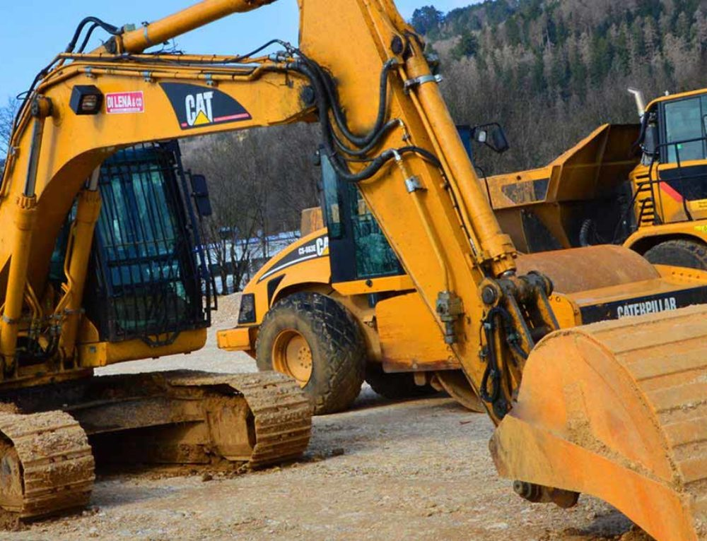 Theft of Heavy Equipment Costing Construction Industry Millions
